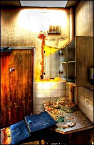 Kitchen at Staveleigh Clinic, Stalybridge, Image © Arron Hansford