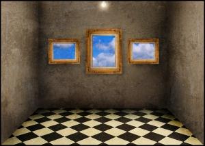 The Cloud room © Arron Hansford