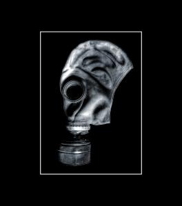 Gas Mask ©Arron Hansford