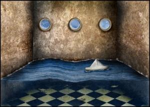 The ship room ©Arron Hansford