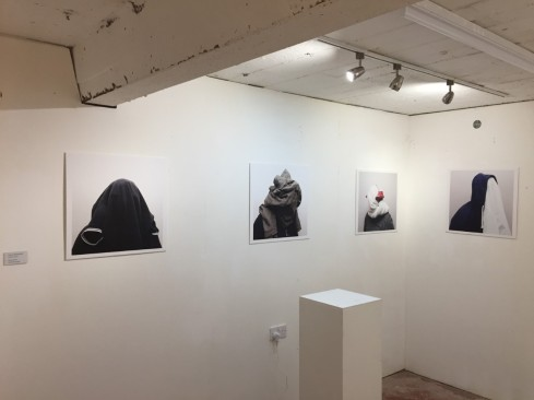 Sloe Gallery exhibition